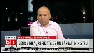 Radu Banciu - Denise Rifai, refuzata de un barbat