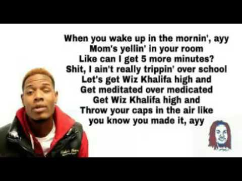 Fetty WapWake Up Lyrics Video