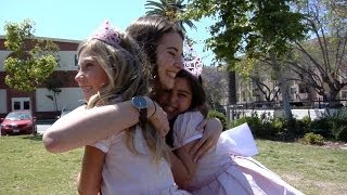 Exclusive! Sophia Grace & Rosie Catch Up with Their Co-Star!