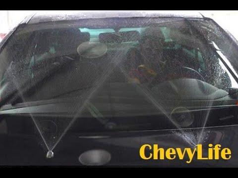 Веерные форсунки в Chevrolet Lacetti
