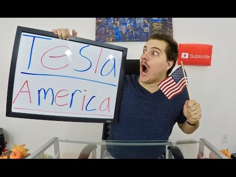 Why it is Vital to America that Tesla Succeeds!