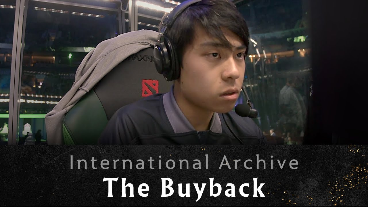 The International Archives  The Buyback