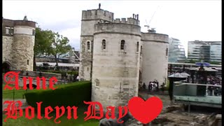 Anne Boleyn Day   19th May VLOG