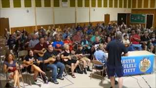 The Boys of Summer (Don Henley cover), Austin Ukulele Society