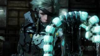 Metal Gear Solid: Rising Trailer - E3 2010