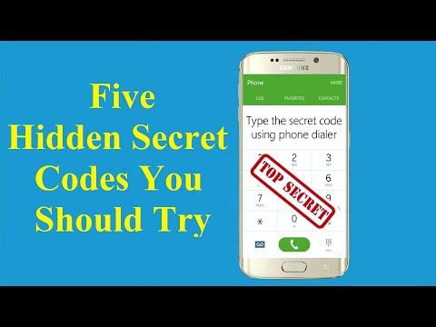 Top 5 Best Android Secret Codes You Should Know!! - Howtosolveit
