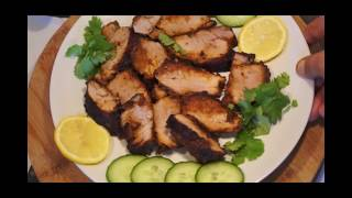 Chinese Roast Pork Tenderloin Recipe - Fillet
