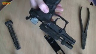ANICS - Skif A-3000 РЕМОНТ КЛАПАННОГО БЛОКА / REPAIR valve block