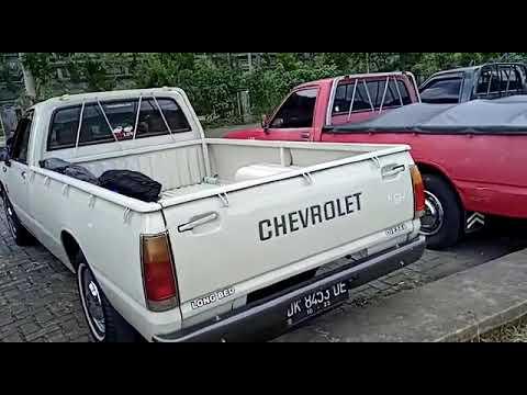 Komunitas Chevrolet Luv Indonesia Bali Kcli Youtube