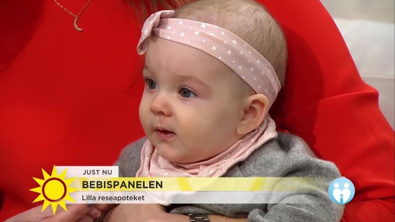 Bebis spruta