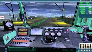 Trainz Simulator 12 HD gameplay