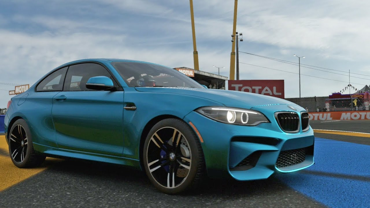 Forza Motorsport 7 Bmw M2 Coupe 2016 Test Drive Play Hd 1080p60fps