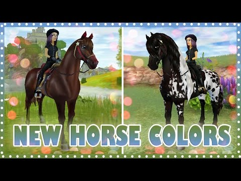 NEW horses | Buying the Morgan & Friesian Sport Horse | Star Stable
