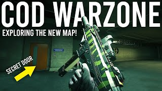 Call of Duty Warzone - Exploring the new Map!