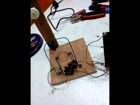 how to make DC motor.3gp