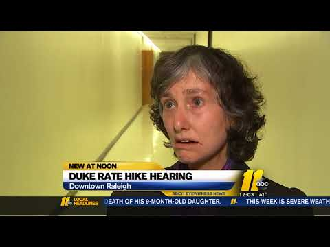 NC regulator considers another Duke Energy rate hike request
