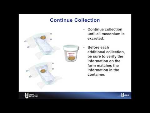 Meconium Collection Overview