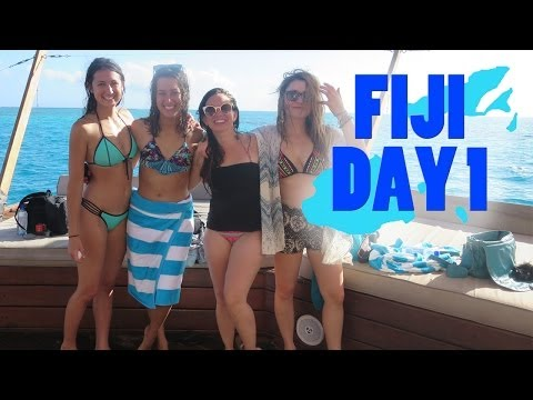MEET THE GIRLS IN FIJI!
