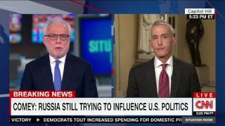 Rep. Gowdy talks Russia, Healthcare with Wolf Blitzer