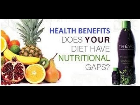 THE HEALTH BENEFITS OF TREVO (COMPANY'S RELEASE)