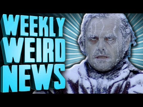 It's TOO COLD - Weekly Weird News