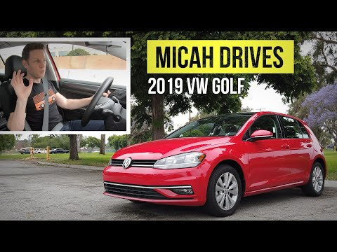2019 VW Golf | The Forgotten Hatchback