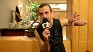 Morgan Bain interviewed at Music Matters Singapore