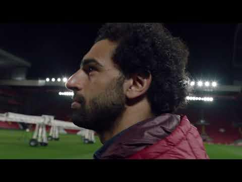 إعلان ڤودافون و محمد صلاح