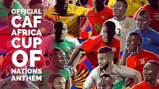 CAF Africa Cup Of Nations - Egypt 2019 (Official Anthem Song) - Hakim™, Femi kuti™ & Dobet gnahore
