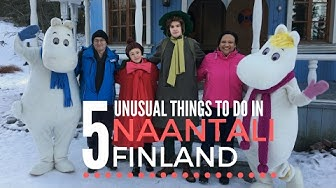 5 Unusual Things to do in Finland's Naantali