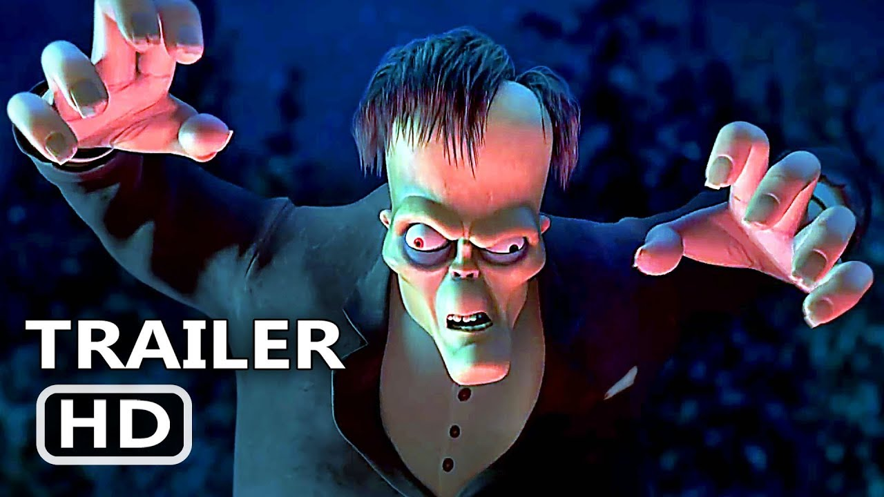 THE ADDAMS FAMILY Trailer # 2 (NEW 2019) Animated Movie HD