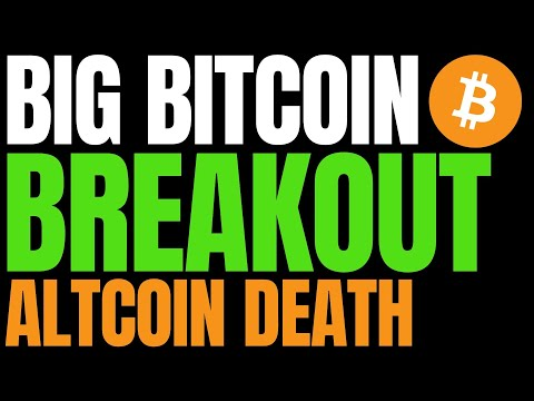 Bored With Bitcoin? This BTC Price Level Is Key For A Big Breakout! | Mass Altcoin Extinction Ahead?