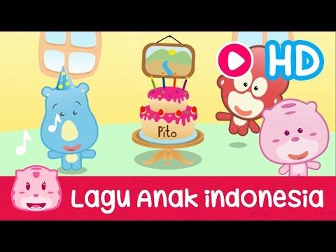 Lagu Anak Indonesia - Selamat Ulang Tahun