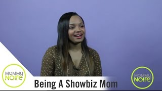 Kyla Pratt Talks Being A Mom In Show Biz