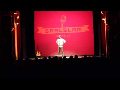 Rapper Beim Poetry Slam // Der Letzte Hirnfick  // Terra Pete (20.12.16)