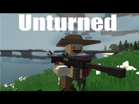 Unturned.~КАК НАЧАТЬ ВСЕ ЗАНОВО~.