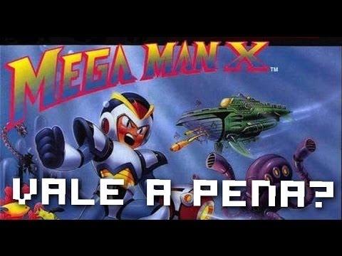 Vale a pena megaman x wii u virtual console youtube - Megaman x virtual console ...