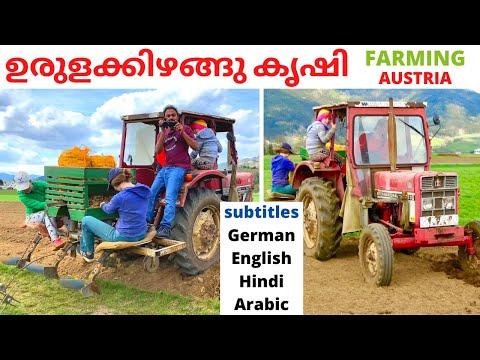 SUCCESSFUL ORGANIC FARMING IN EUROPE AUSTRIA MALAYALAM VLOG 4K STEIERMARK ÖSTERREICH