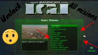 vuclip How To Unloack All Missions In IGI 1