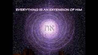 EVERYTHING is an EXTENSION of the ALEPH TAV by Bill Sanford