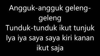 Angguk-angguk Geleng-geleng - Ahli Fiqir (lirik)