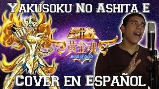 """Download Saint Seiya Soul of Gold Ending """"Yakusoku no Ashite e"""" (Español Latino)"""