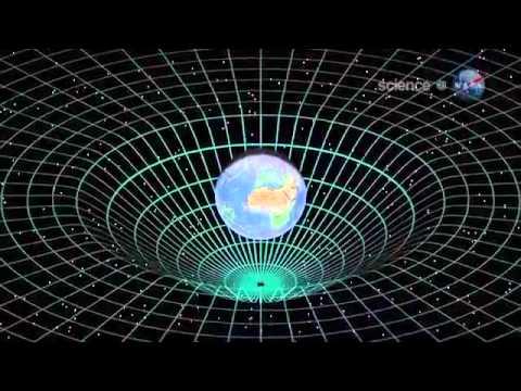 Resultado de imagem para Sonda da Nasa confirma teoria de Einstein sobre o espaço-tempo