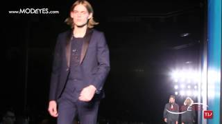 DIESEL BLACK GOLD MEN F/W 2013-14  HD (Exclusive Interviews - Backstage - Runway)