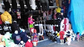 Алания оживает, магазины открываются , сувениры для туристов