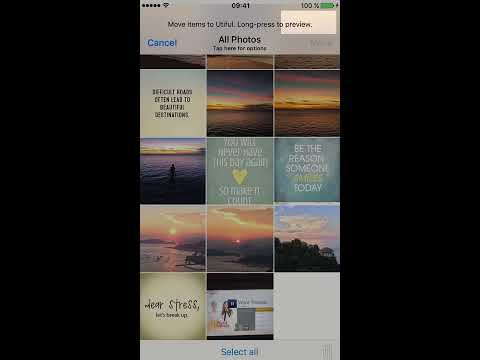how-to-move-(not-just-copy!)-photos-from-the-camera-roll-to-folders-(utiful-app-tutorial-01)