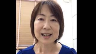 中学英語やり直し講座が好評のnanako先生