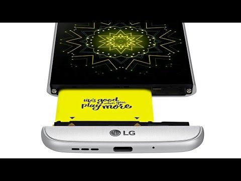 Горбатый LG G5 и смысл бытия - первый взгляд
