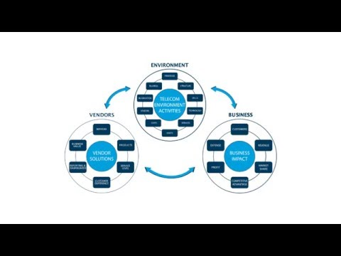 The Telecom Management Ecosystem