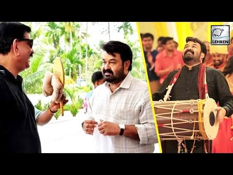 Oppam MOVIE | On Location | Mohanlal  | Lehren Malayalam